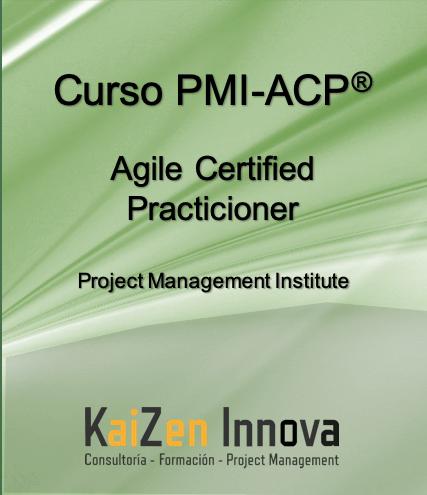Producto Curso On Line Preparación PMI-ACP